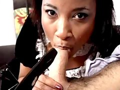 Ebony Blowjob XXX